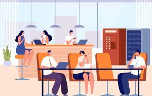Touchless Technology | Augusta Employee Benefit | Modern Vending Machines