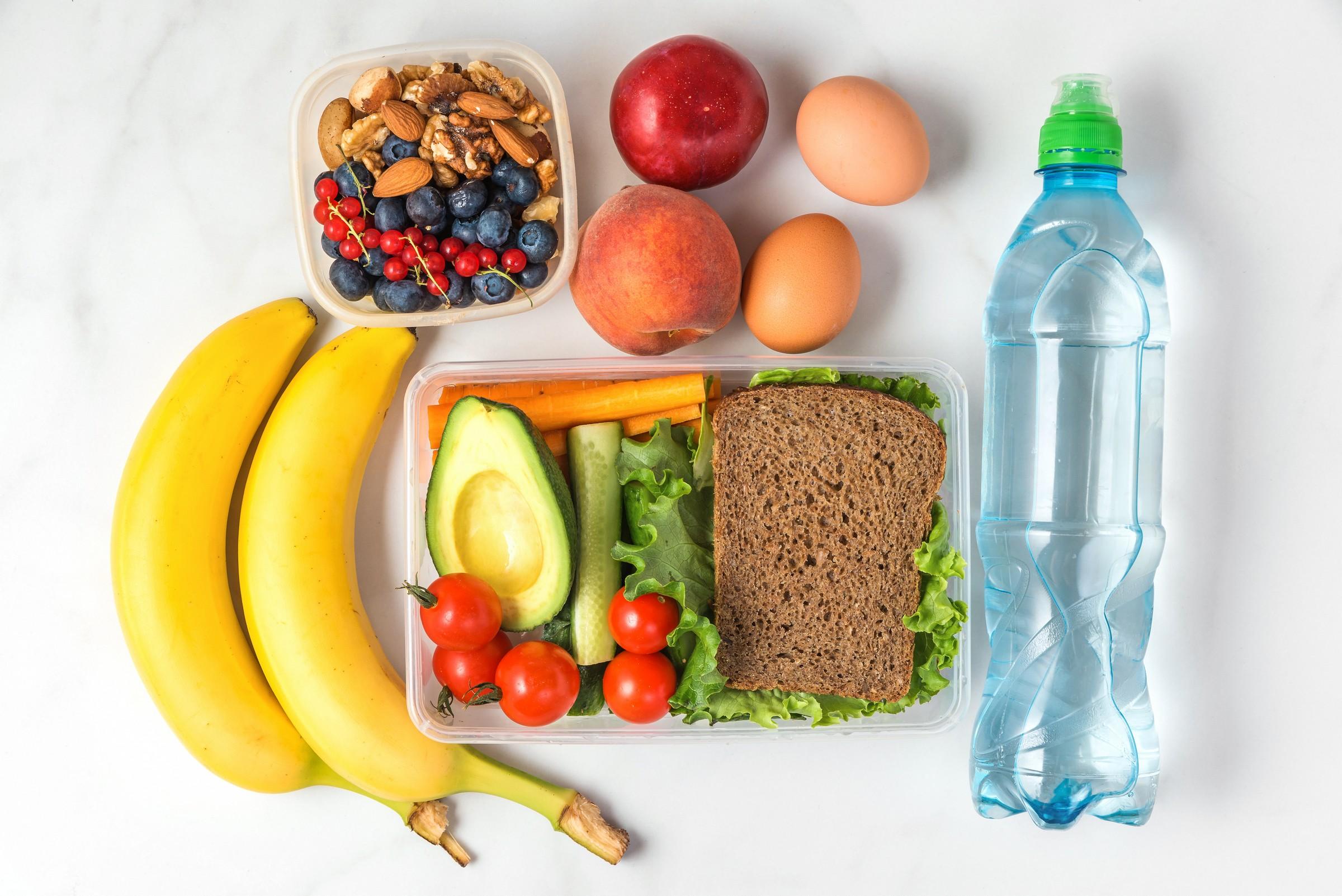 Augusta Fresh Food Program | Vending Machines | Break Room Services
