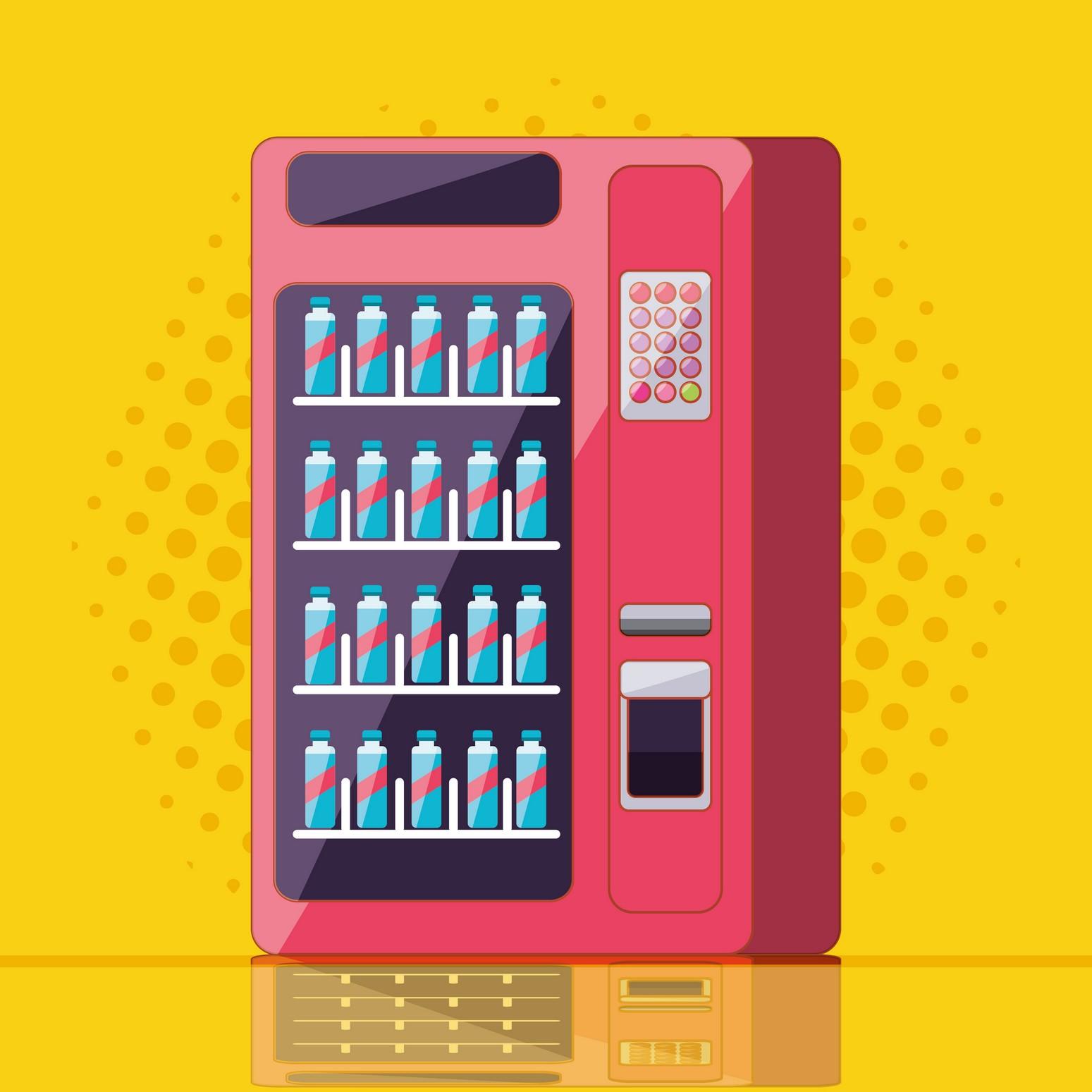 Augusta Drinks | Healthy Vending Machines | Water